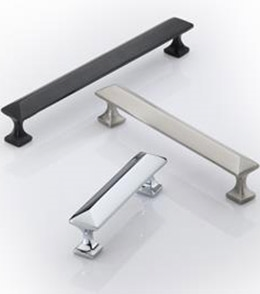 Pyramid Cabinet Pull Handle