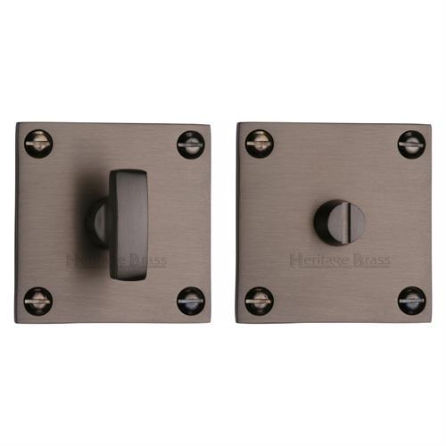 Square Bathroom Turn & Release - BAU1555
