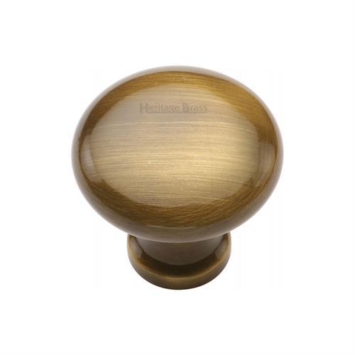 Victorian Round Cabinet Knob