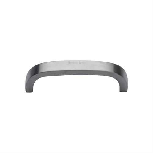 Curved D Shaped Cabinet Pull Handle