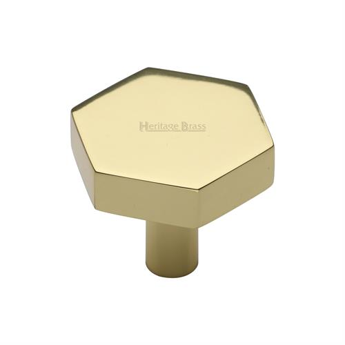 Hexagon Cabinet Knob