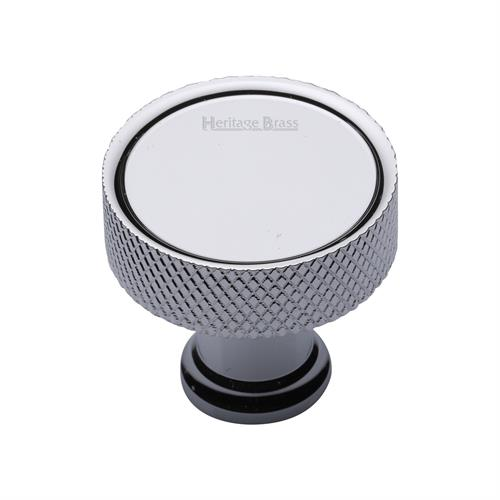Florence Knurled Cabinet Knob