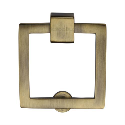 Square Cabinet Drop Pull