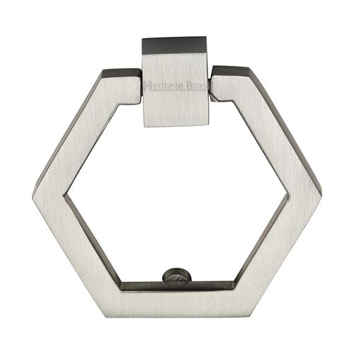 Hexagon Cabinet Drop Pull