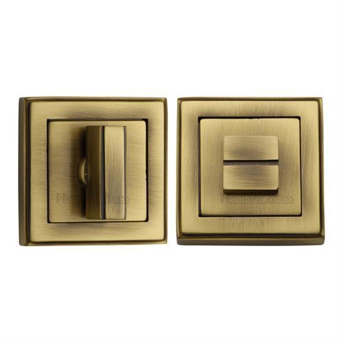 Square Bathroom Turn & Release - DEC7030