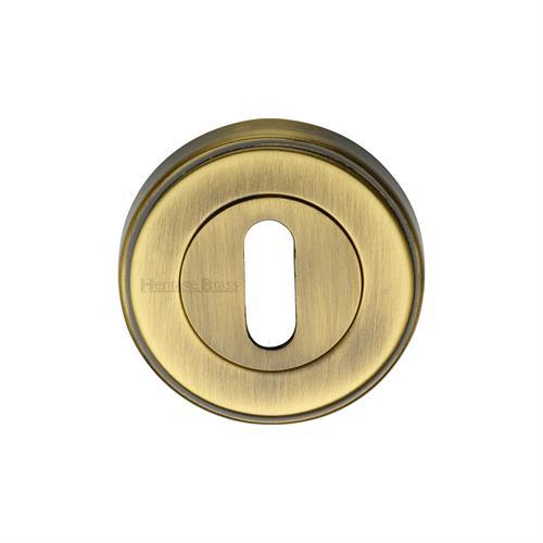 Standard Key Escutcheon Round - ERD7000