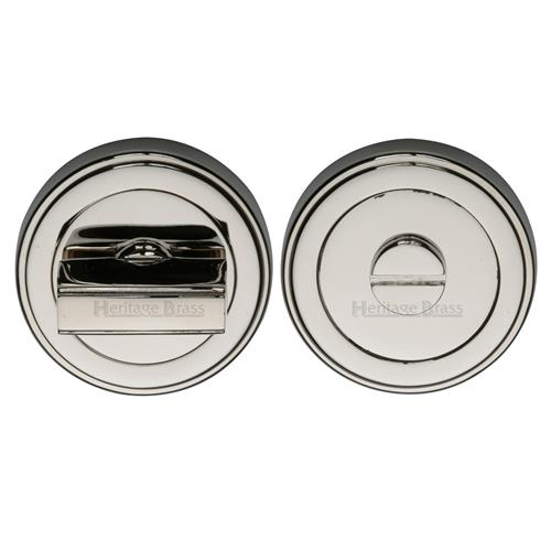 Round Bathroom Turn & Release - ERD7030