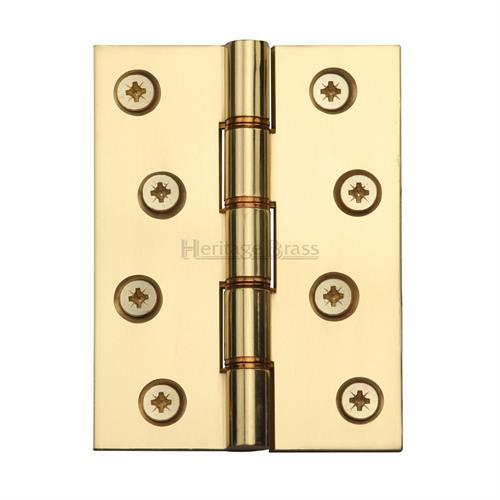 Hinge Brass Double Phosphor Washered