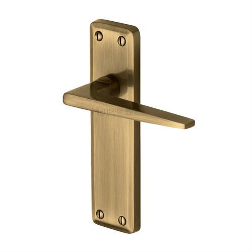 Kendal Door Handle on Plate