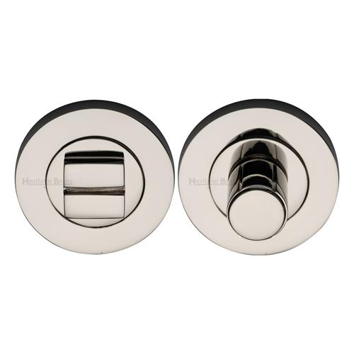 Round Bathroom Turn & Release - RS2030