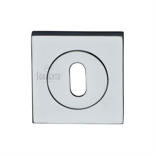Sorrento Standard Key Escutcheon Square