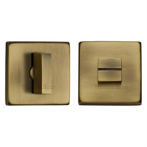 Square Bathroom Turn & Release - SQ4035