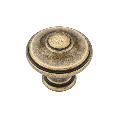 Round Domed Cabinet Knob