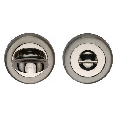 Round Bathroom Turn & Release - V0678