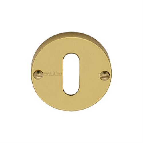 Standard Key Escutcheon Round - V1014