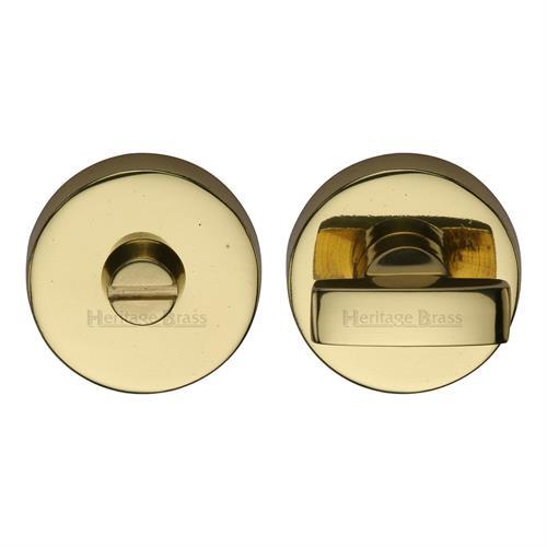 Round Bathroom Turn & Release - V1018