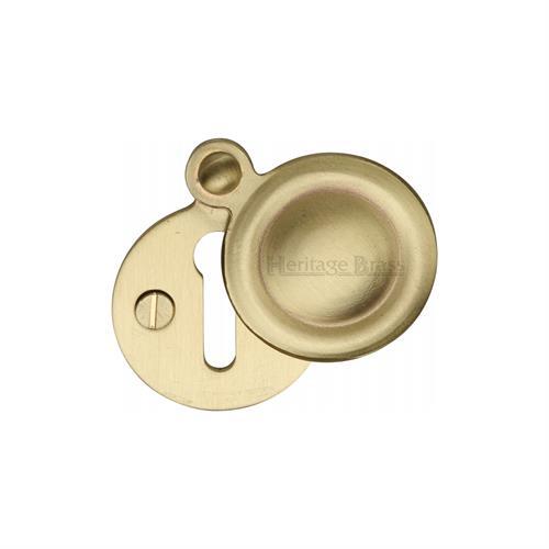Standard Covered Key Escutcheon Round - V1020