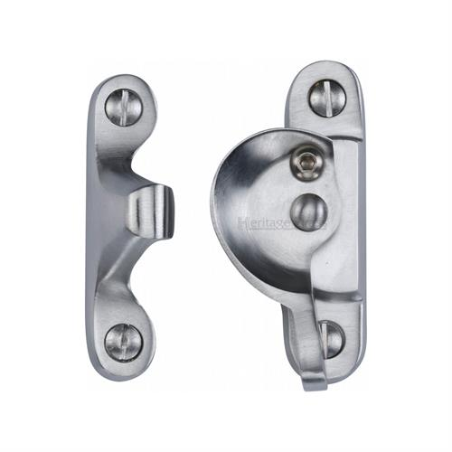 Fitch Pattern Sash Fastener Lockable