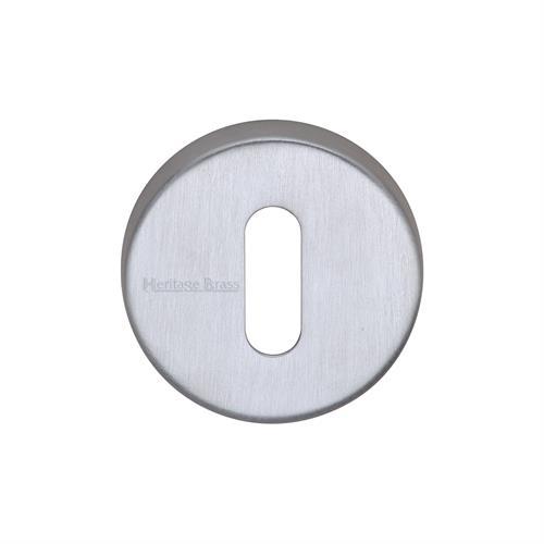 Standard Key Escutcheon Round - V4007