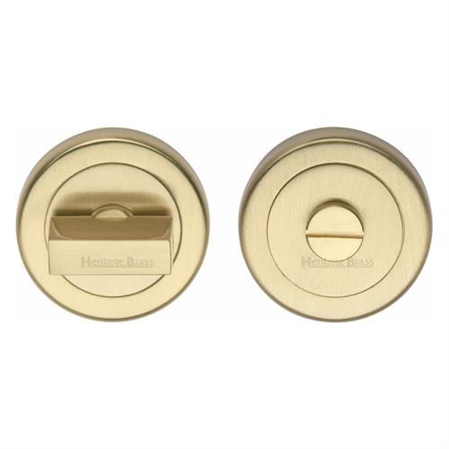 Round Bathroom Turn & Release - V4035