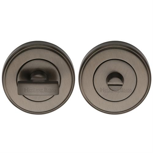 Round Bathroom Turn & Release - V4040