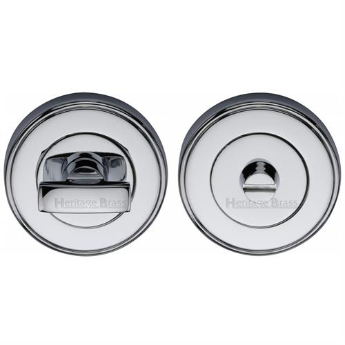 Round Bathroom Turn & Release - V4040