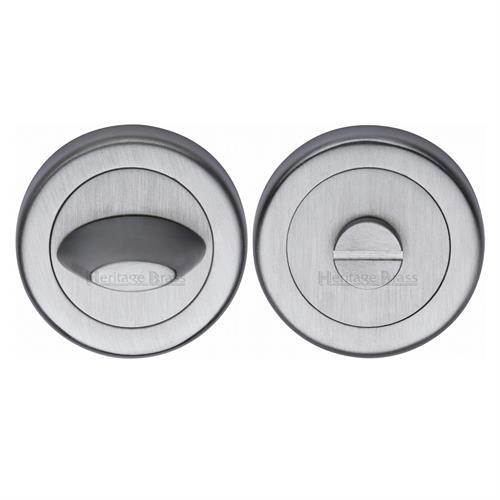 Round Bathroom Turn & Release - V4043