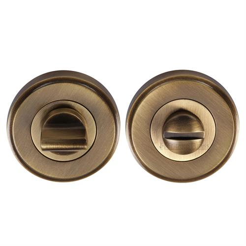 Round Bathroom Turn & Release - V4045