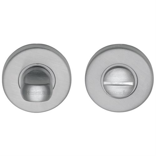 Round Bathroom Turn & Release - V4049
