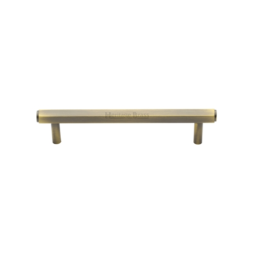Hexagon Profile Cabinet Pull Handle