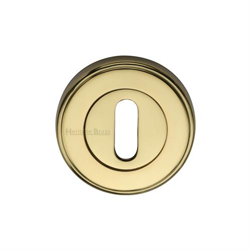 Standard Key Escutcheon Round - V5000