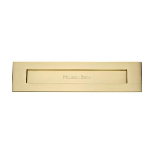 Brass Letterplate