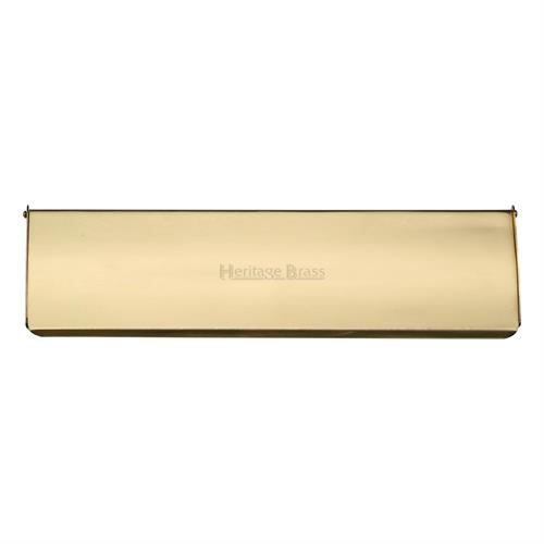 Brass Interior Letterflap