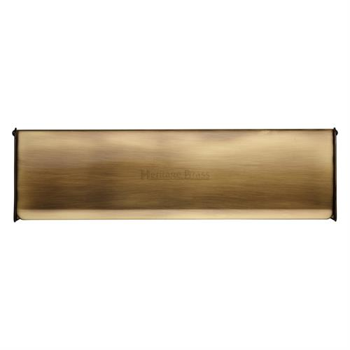 Brass Interior Letterflap
