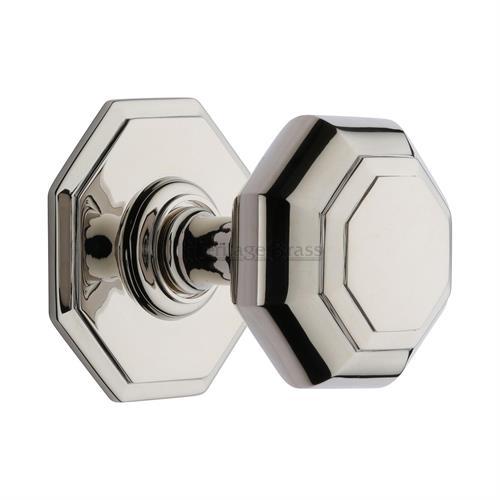 "3"" Octagon Center Door Knob"