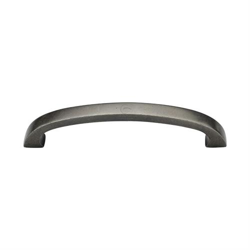 Pewter Cabinet Pull D Shaped Design