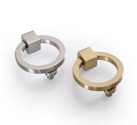 Cabinet Ring / Drop Pulls